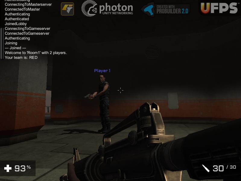Ultimate FPS Photon Multiplayer Starter Kit [BETA]